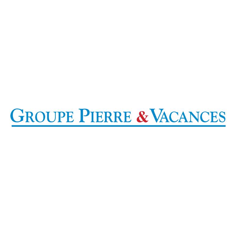 Pierre & Vacances Groupe vector