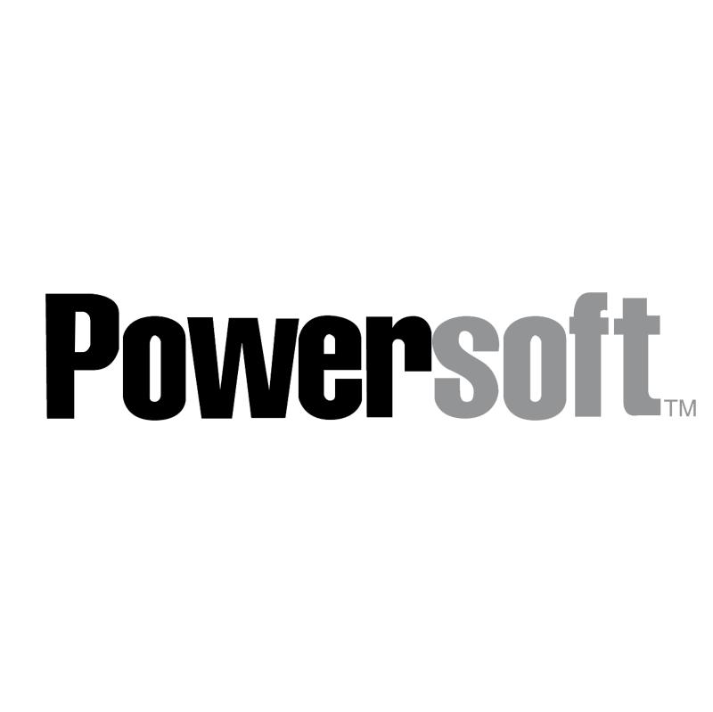 Powersoft vector logo