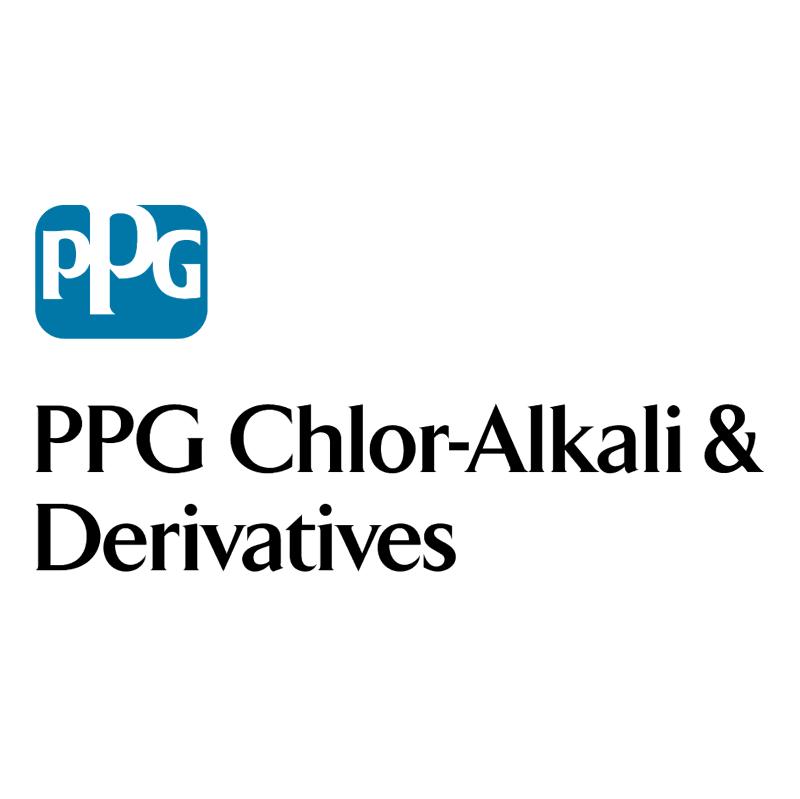 PPG Chlor Alkali & Derivatives vector