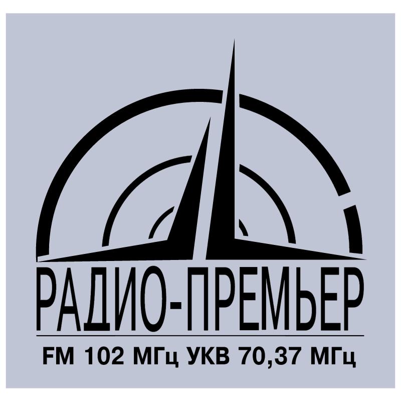Premier Radio vector