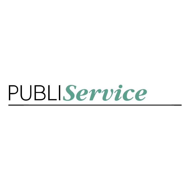 PubliService vector