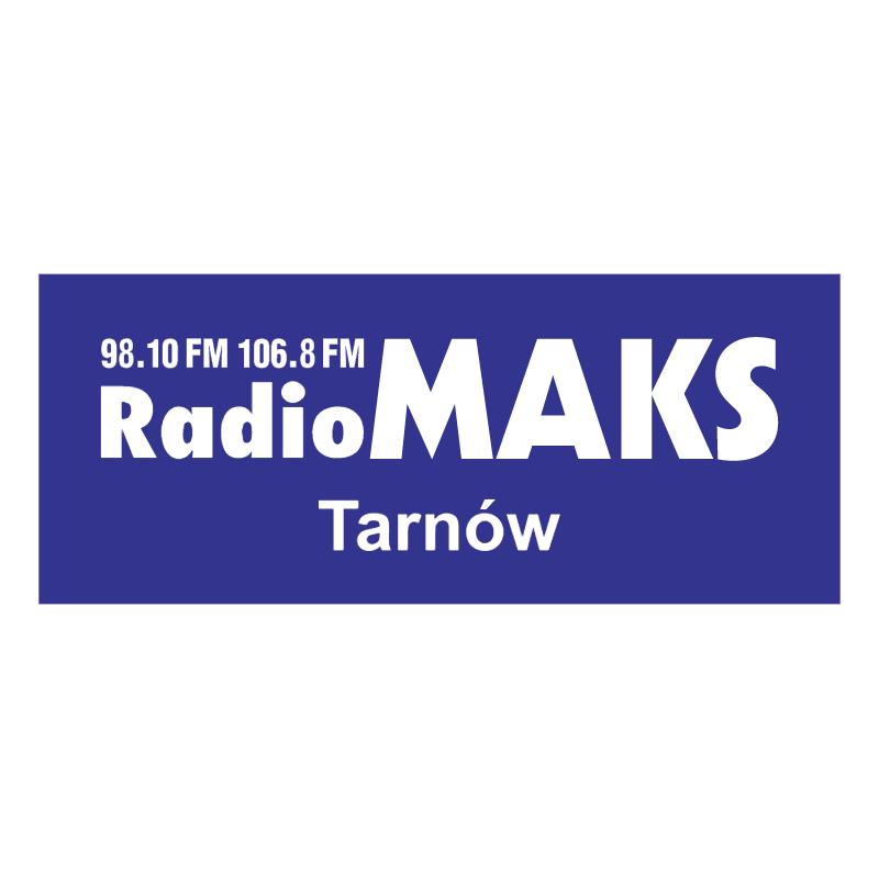 Radio MAKS Tarnow vector logo