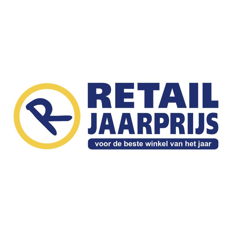 Retail Jaarprijs vector