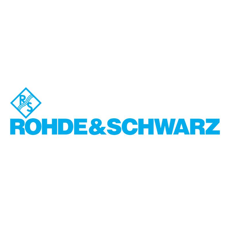 Rohde & Schwarz vector logo