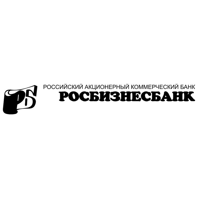 RosBusinessBank vector logo