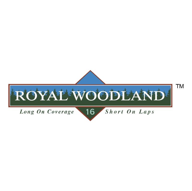 Royal Woodland vector