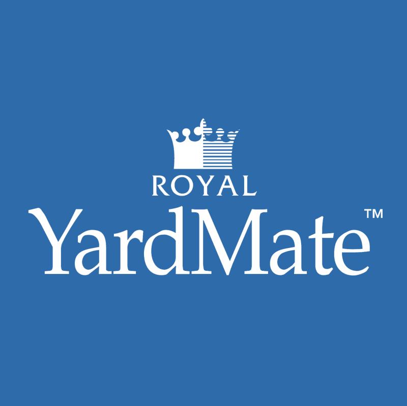 Royal YardMate vector