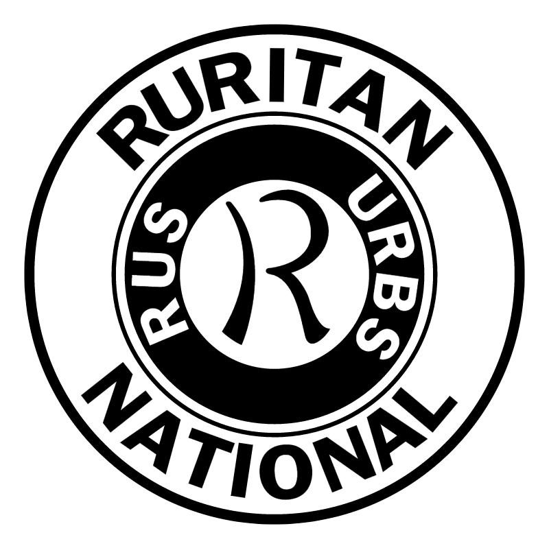 Ruritan National vector