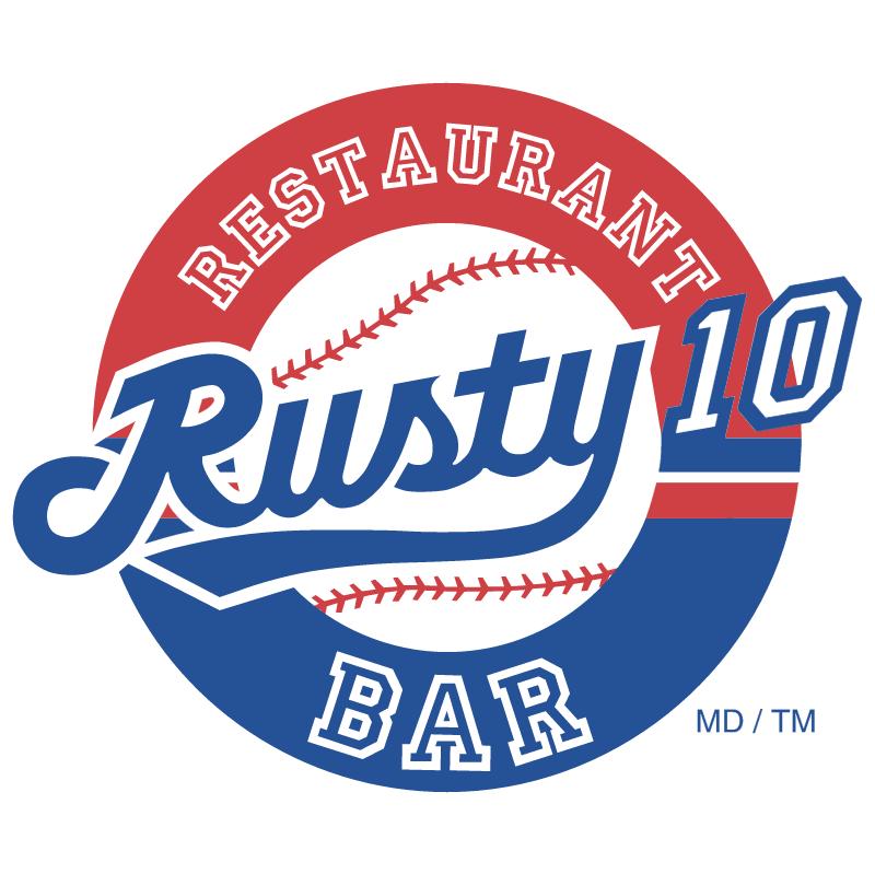 Rusty 10 vector
