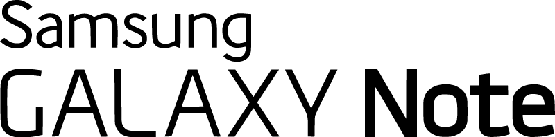 Samsung Galaxy Note vector