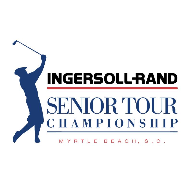 Senior Tour Championship vector
