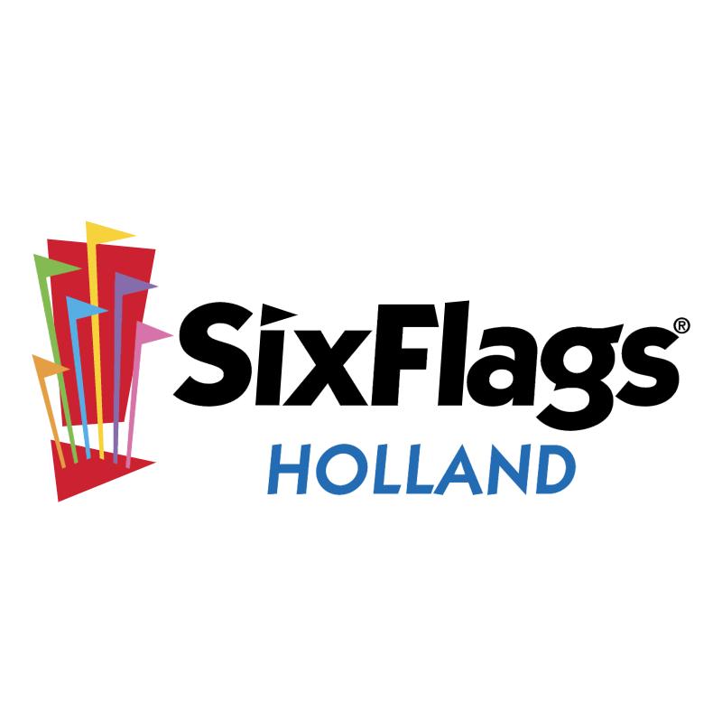 Six Flags Holland vector