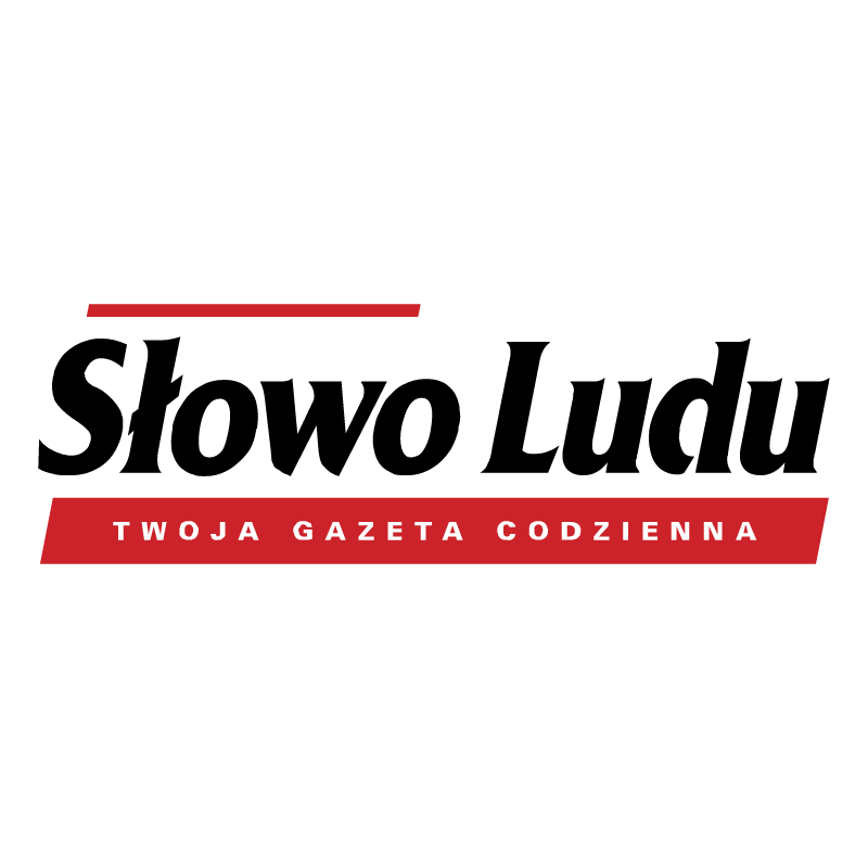 Slowo Ludu vector logo