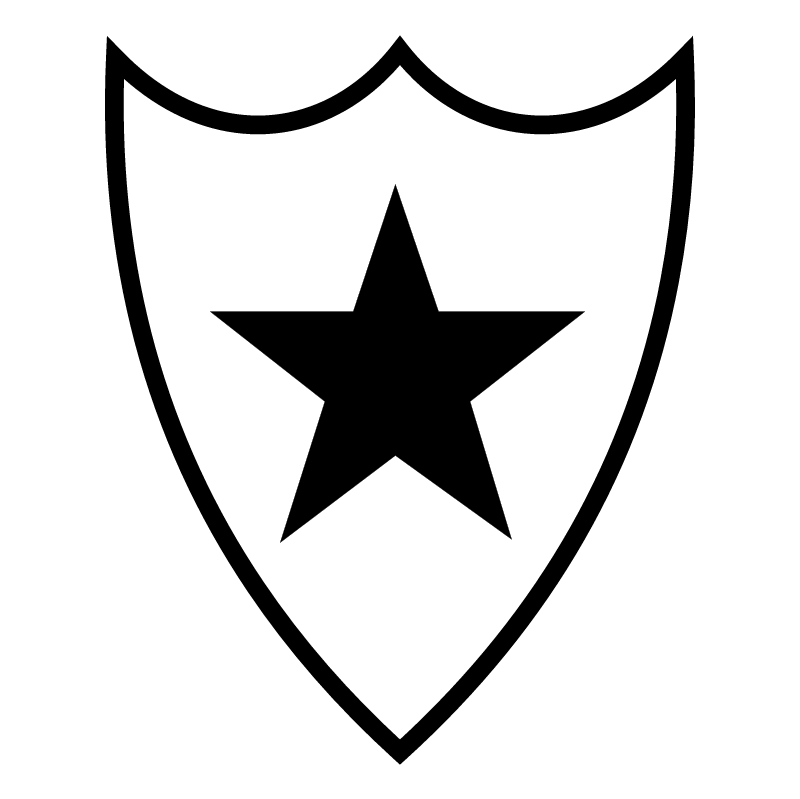 Sociedade Esportiva Botafogo de Viamao RS vector