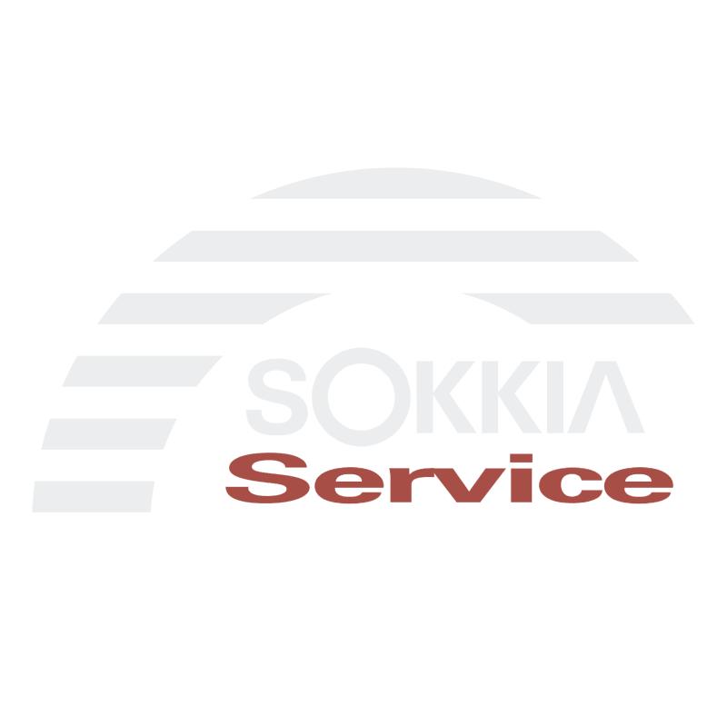 Sokkia Service vector
