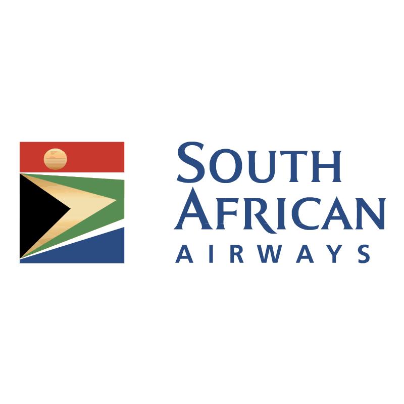 South African Airways vector
