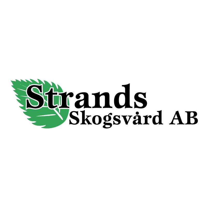 Strands Skogsv rd vector
