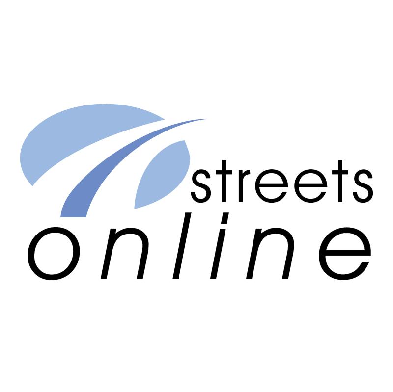 Streets Online vector