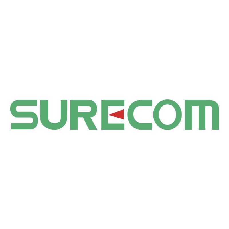 Surecom vector logo