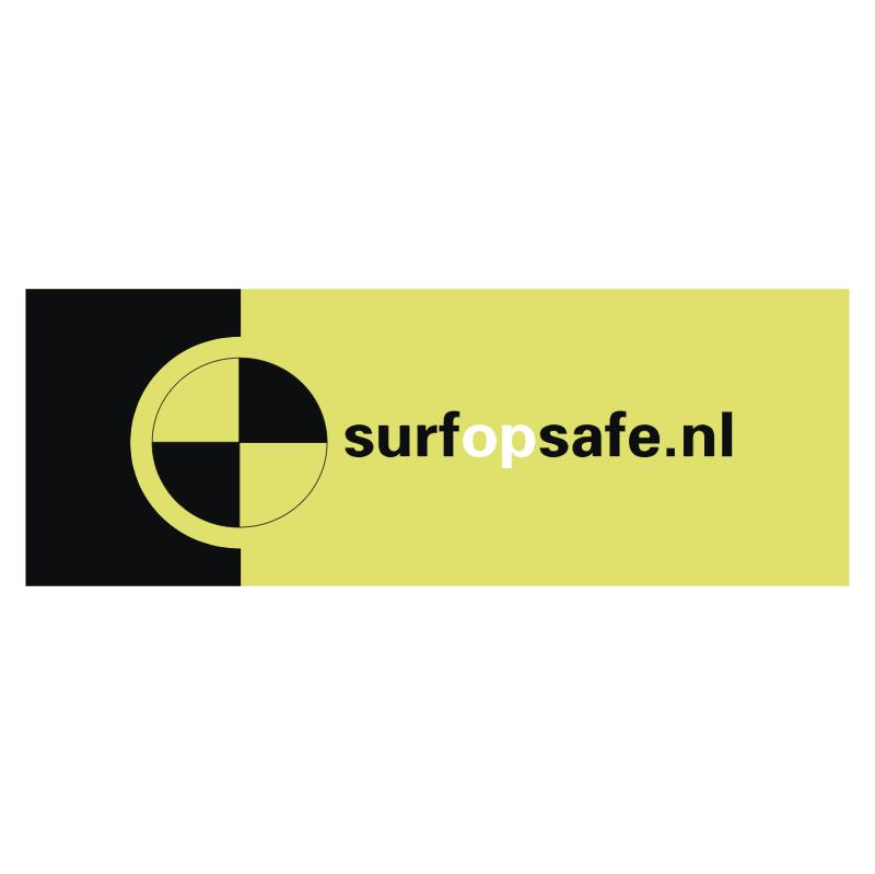 Surfopsafe nl vector logo
