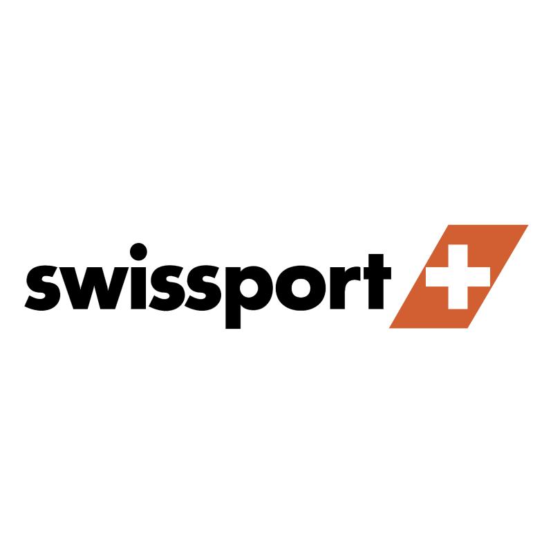 Swissport vector logo
