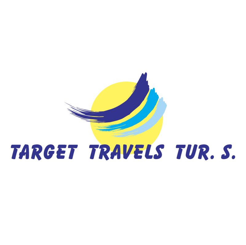 Target Travels Tur vector