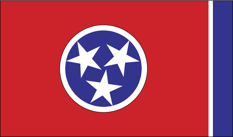 tennesse vector