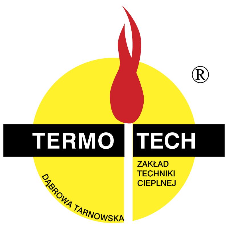 Termo Tech vector