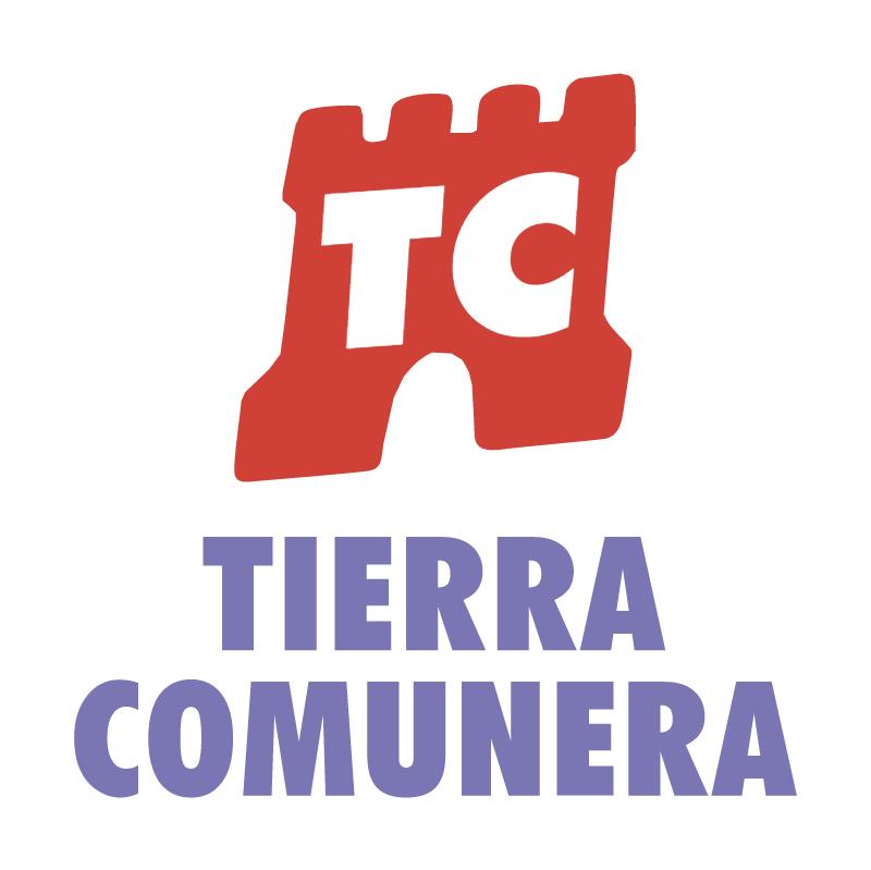 Tierra Comunera vector logo