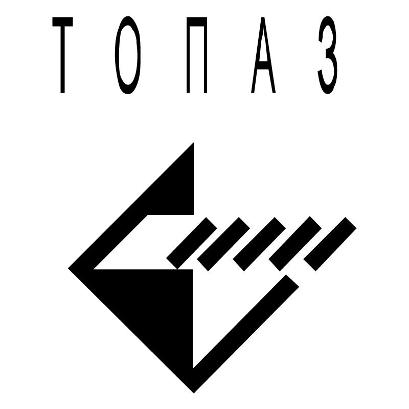 Topaz Pushkino vector logo