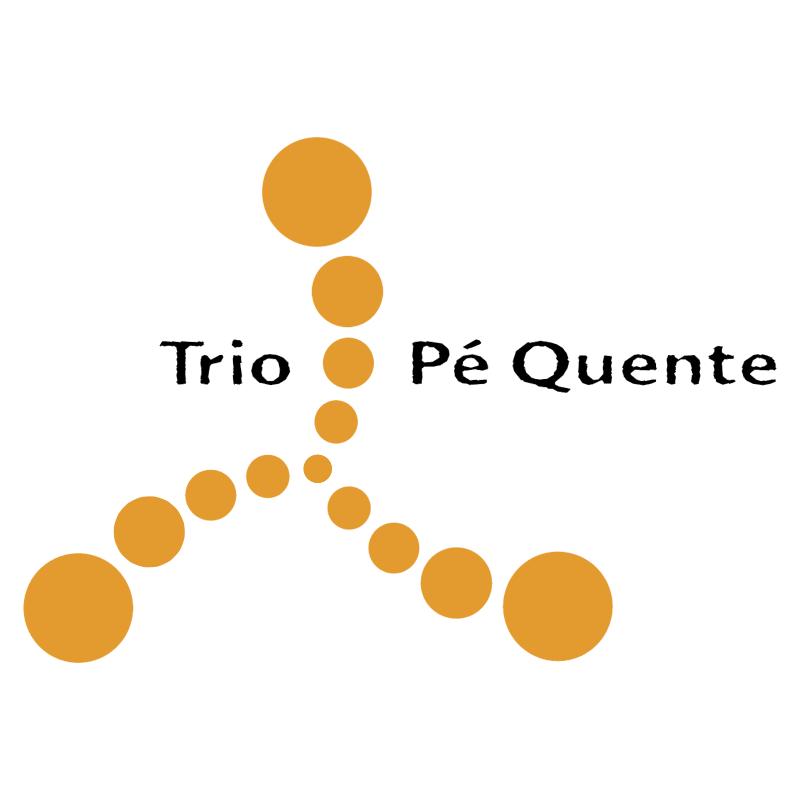Trio Pe Quente vector