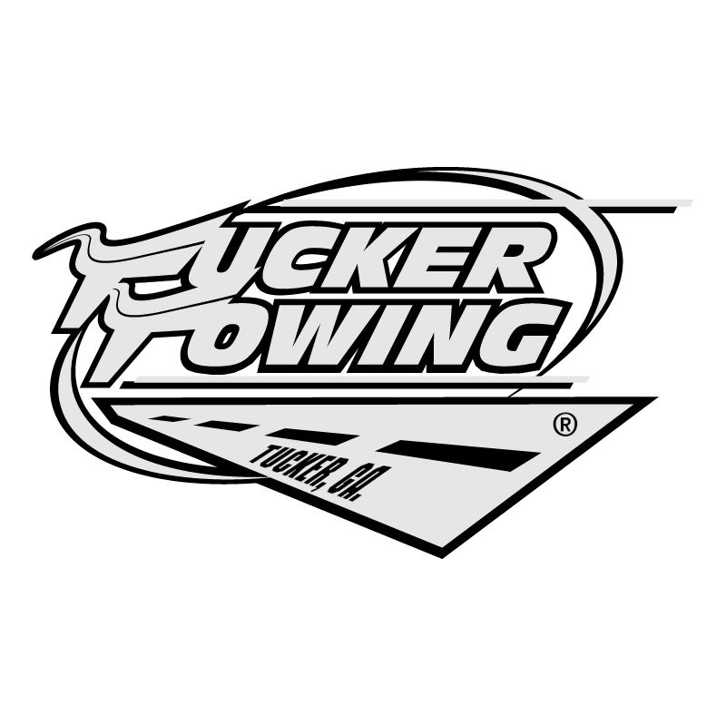 Tucker Towing vector