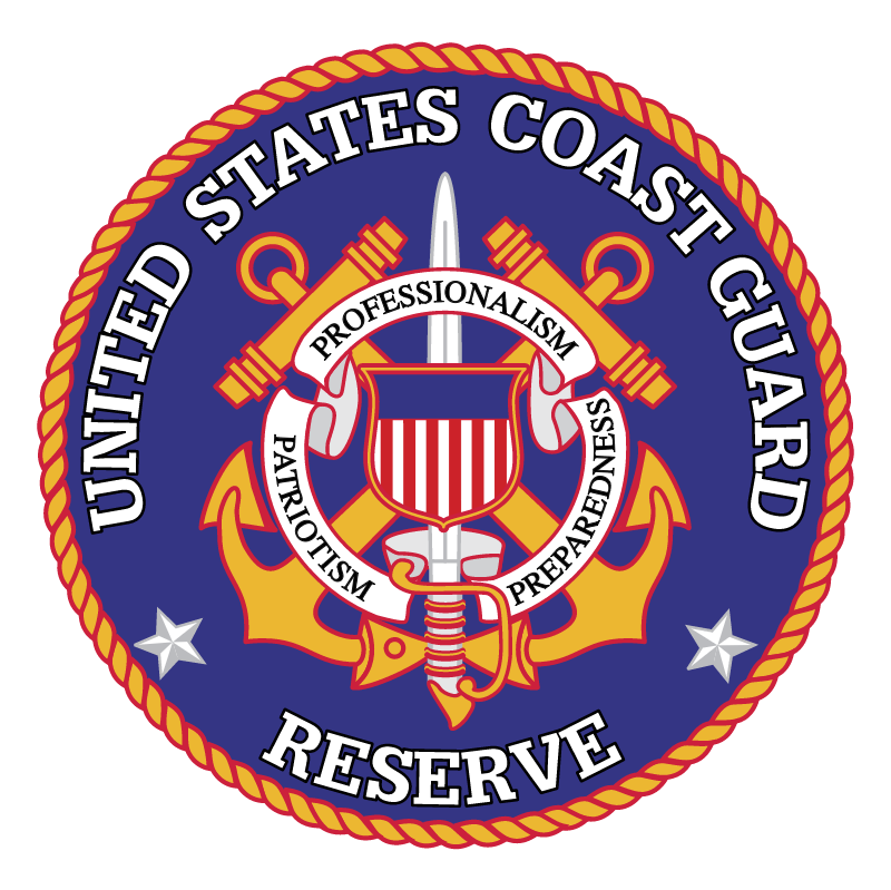 United States Coast Guard Reserve vector