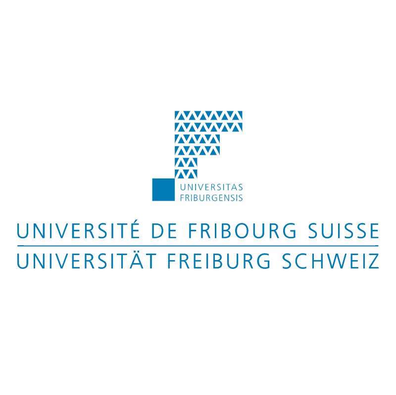 Universitas Friburgensis vector