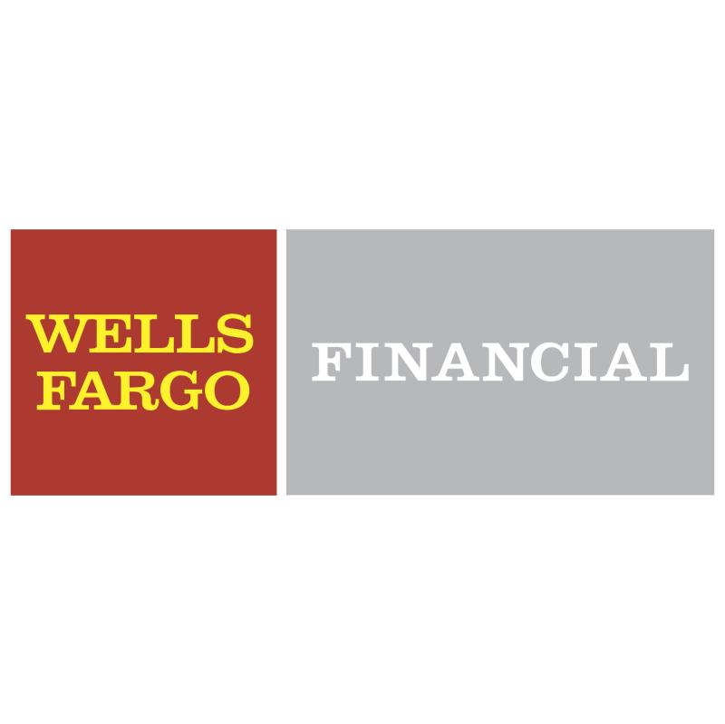 Wells Fargo Financial vector