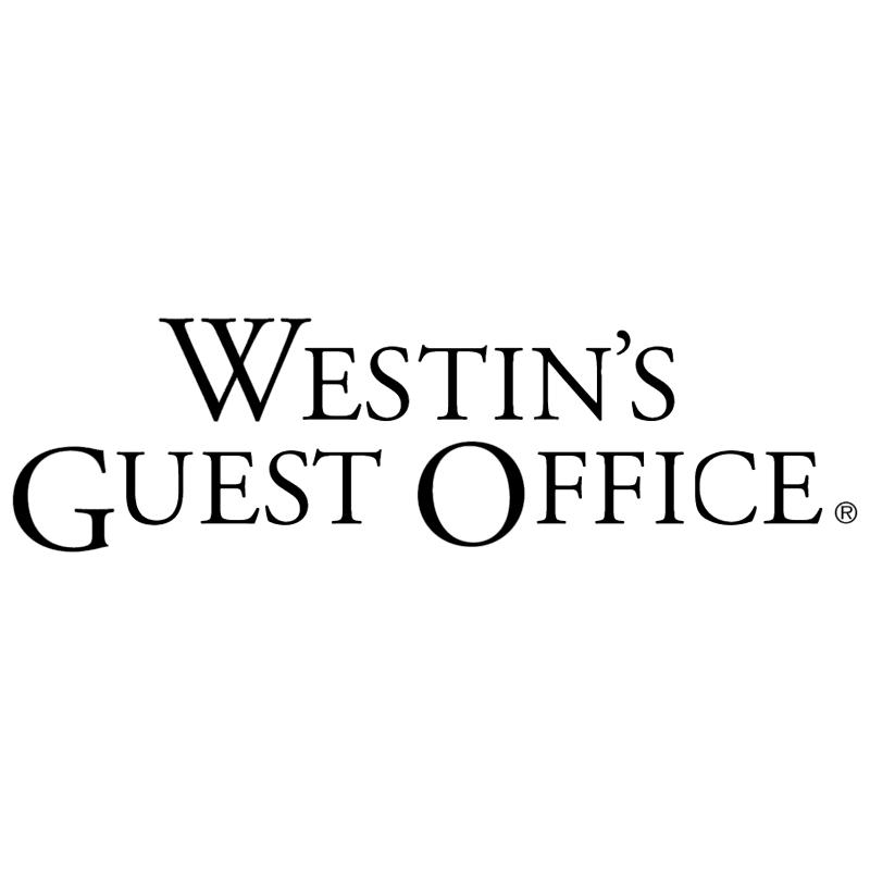 Westin Guest Office vector