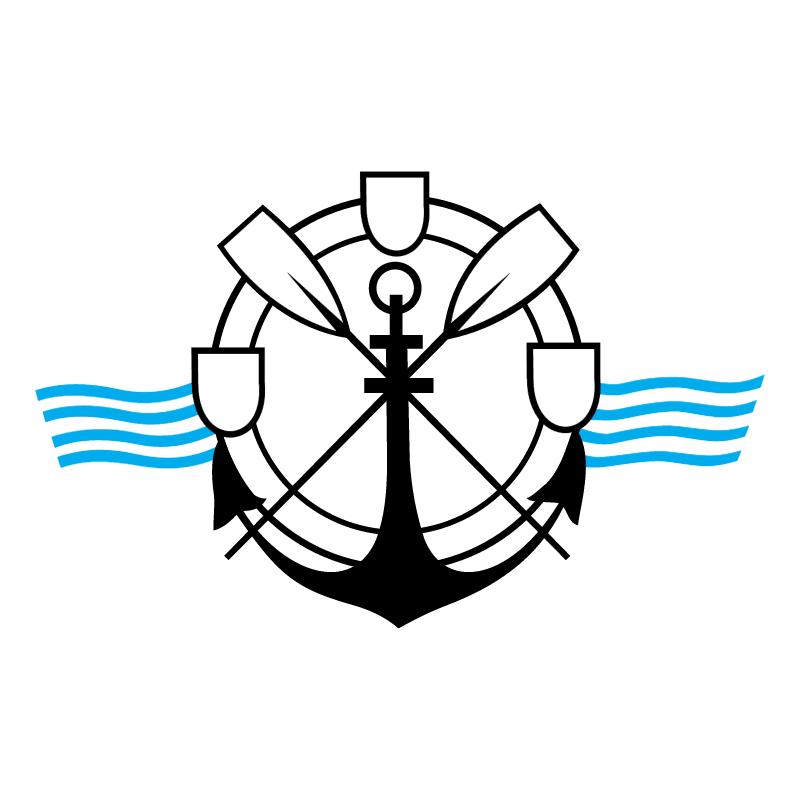 Wisla Klub Wioslarski vector