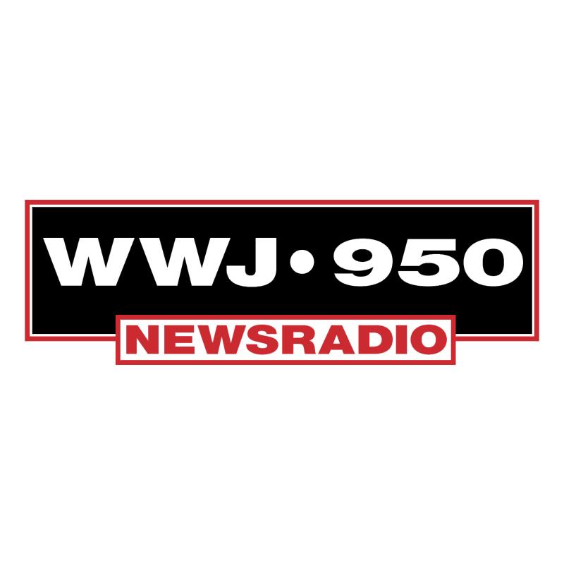 WWJ Newsradio 950 vector