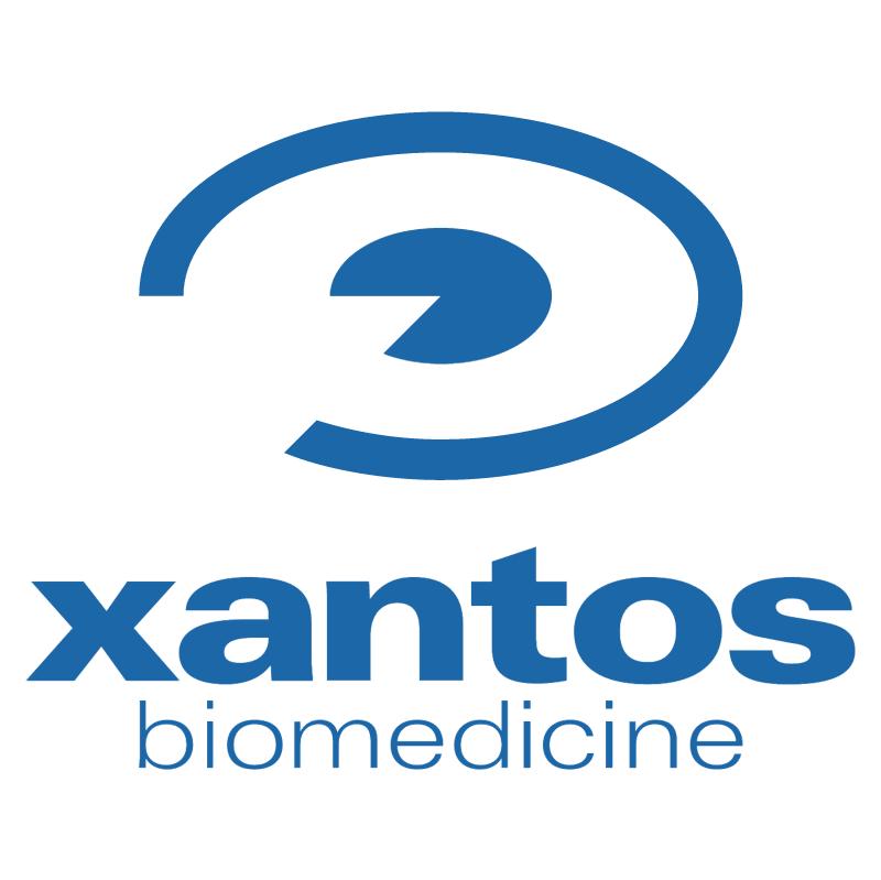 Xantos vector logo