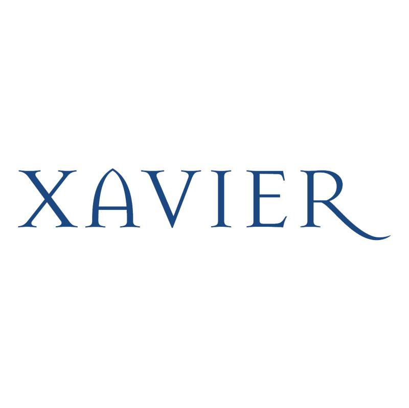 Xavier University vector