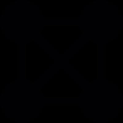 Network vector logo