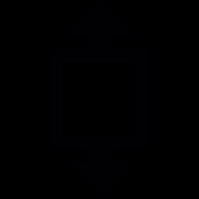 Height vector logo
