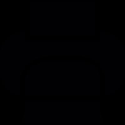 Printer with File vector logo