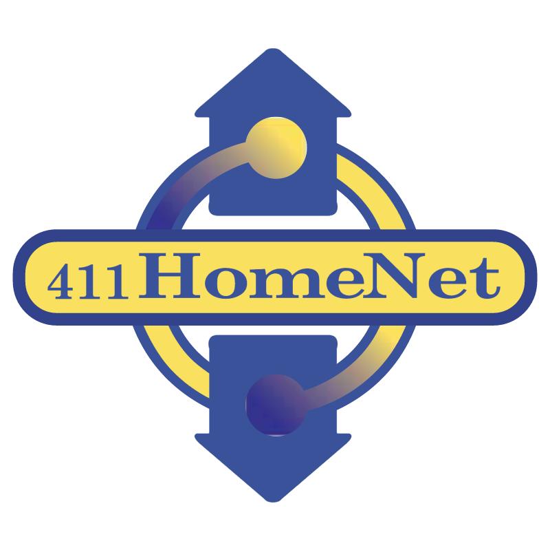 411HomeNet vector