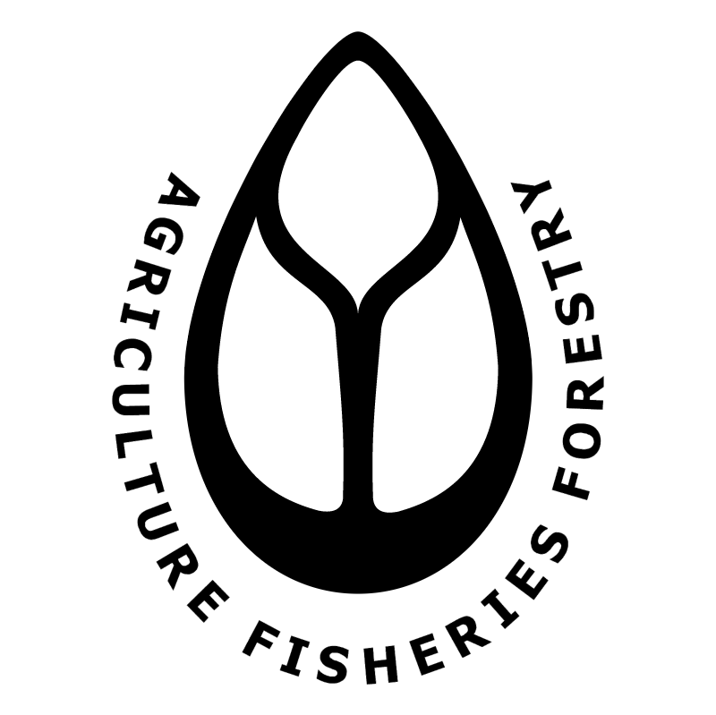 Agriculture Fisheries Forestry vector