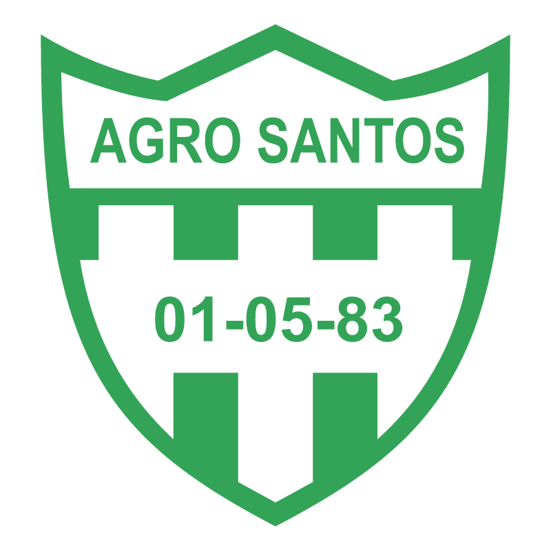 Agro Santos Futebol Clube de Porto Alegre RS 78791 vector