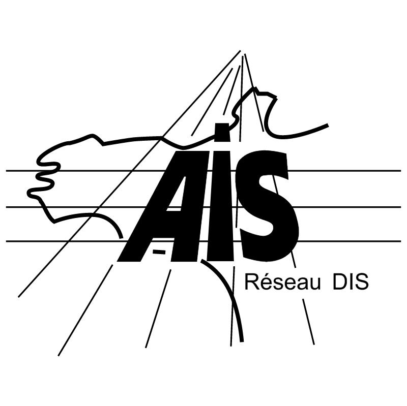 AIS Reseau DIS vector