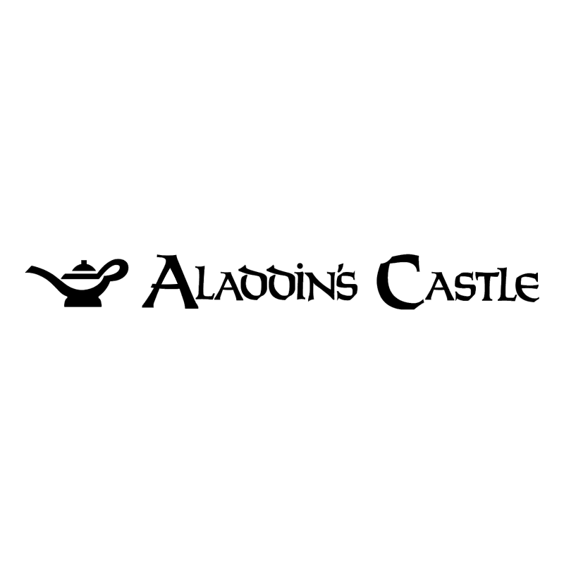 Aladdin's Castle vector