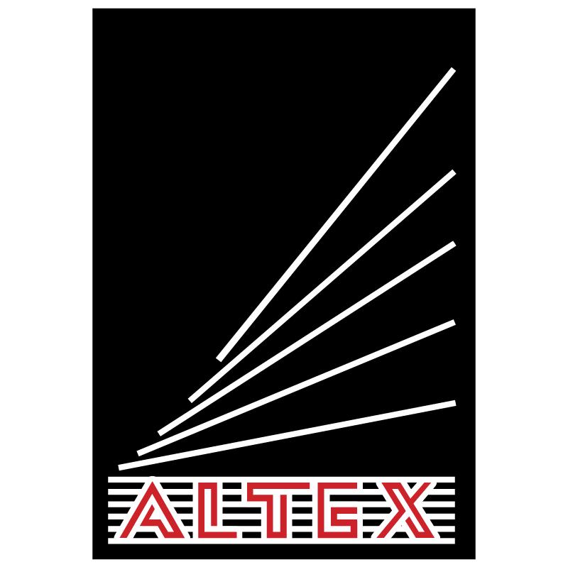 Altex vector logo
