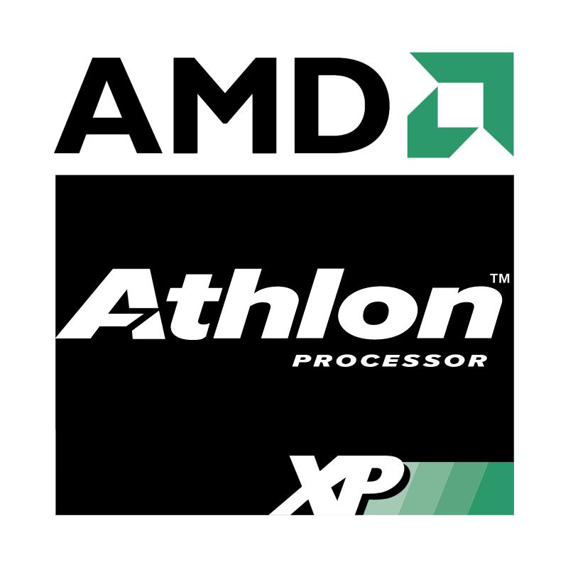 AMD Athlon XP Processor vector